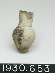 Small Jar with Pointed Bottom