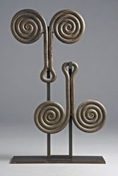 Pair of Ear Ornaments (Padung-Padung)