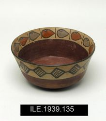 Round-bottom bowl