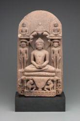 Stele of Jina Parsvanatha