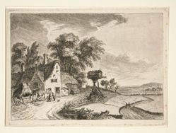 Landscape with Farm