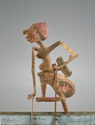 Puppet (Wayang Klitik) possibly of Duyun