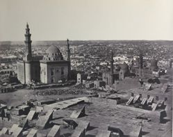 Cairo from the Citadel, First View