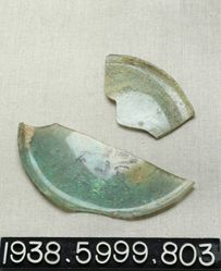 Two large rim/side fragments