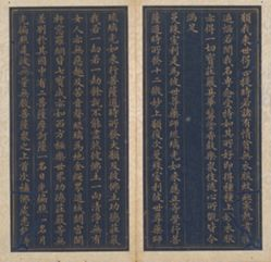 Sutra of the Vows of the Medicine Buddha of Lapis Lazuli Crystal Radiance (Xingcao Shu)