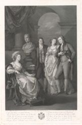 The Family of Princess Bariatinski