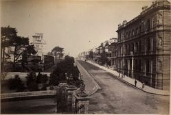 Macquarie Street, Sydney, from the album [Sydney, Australia]