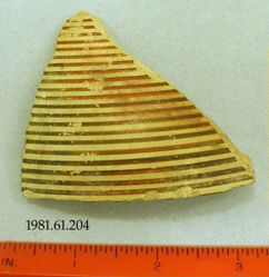 Body fragment of a conical oinochoe