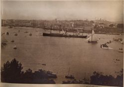 S. S. Australia, Sydney, from the album [Sydney, Australia]