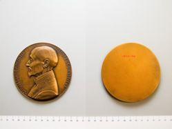 Medal of Henri Deglane, architect