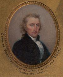 Lemuel Hopkins (1750-1801), M. A. (Hon.) 1784