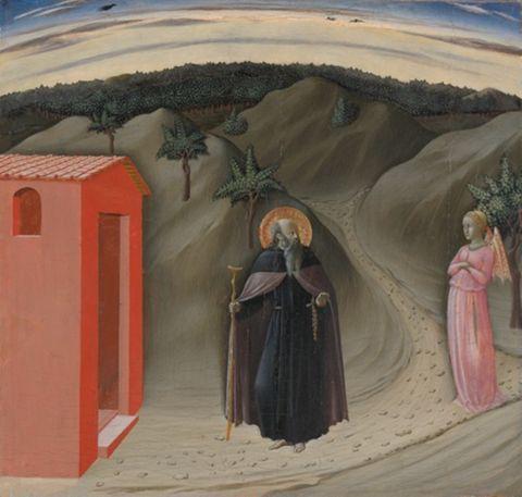 The Temptation of Saint Anthony Abbot