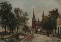 Scene at Delft
