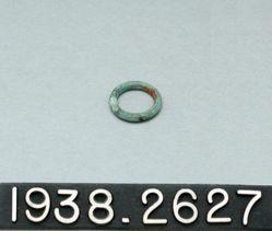 Large bronze ring