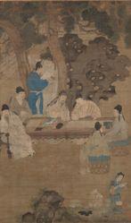 The Eighteen Scholars of Tang