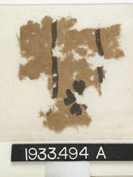 Tapestry Weave Fragment