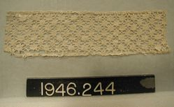"Length of ""torchon"" lace"
