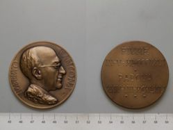 Medal of Umberto D'Ancona