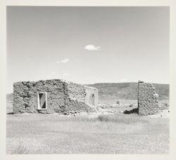 An adobe house in Garcia, Colorado