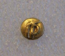 Sandelwood Flower Coin