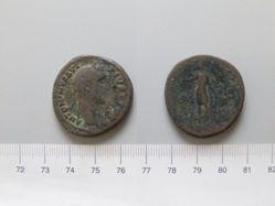 Sestertius of Antoninus Pius, Emperor of Rome from Rome
