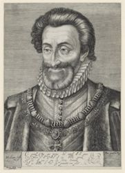 Henry IV, king of France and of Navarre