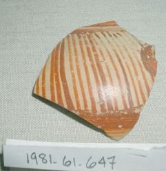 Body fragment with attachment for handle