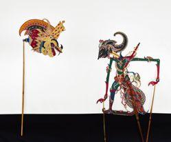 Shadow Puppet (Wayang Kulit) of Irawan