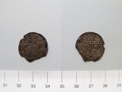 Coin from England