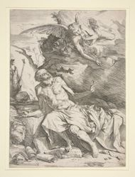 Saint Jerome with the Angel