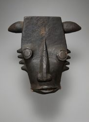 Mask Representing an Animal