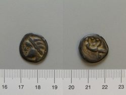 Coin from Leuci