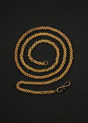 Gold Bead Chain