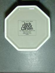 "Cream pitcher and sugar bowl,  ""Terra Nova"" collection"