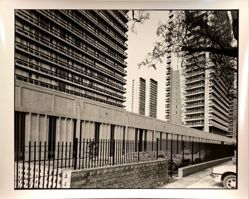 Shubart Park flats for White employees of the House of Assembly, Vermeulen Street, Pretoria