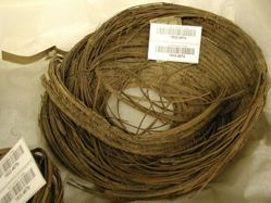 Circular Reed Basket