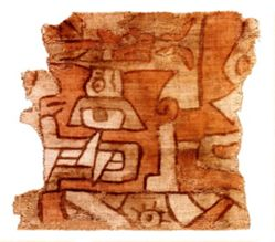 Fragment from a Hanging or Garment
