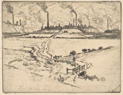 Potlands, Longport, Sept. 1909, (Stokes?)
