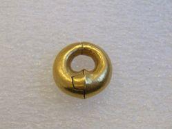 Hinged Oval Ear Ornament