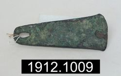 Axe or adze blade
