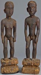 Pair of Ancestor Figures