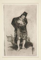 El embozado (The Cloaked Man)