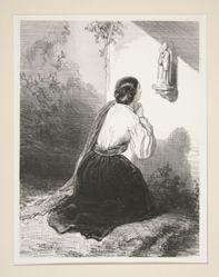 Laure en Priere