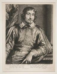 Portrait of Abbe Caesar Alexander Scaglia