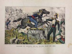 Battle of Resaca de la Palma, May 9th 1846 / Capture of genl. Vega by the gallant Capt. May