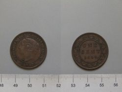 Cent of Queen Victoria