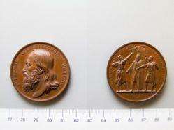 Bronze Medal of Paleon Patron Germanos of Greece