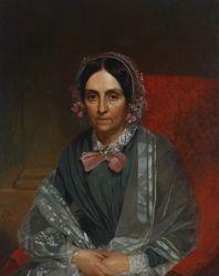 Mrs. George Washington Stanley (neé Clarissa Nichols, 1793–1873)