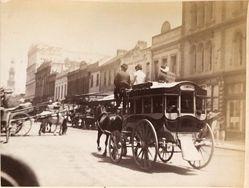 George Street, Sydney, from the album [Sydney, Australia]