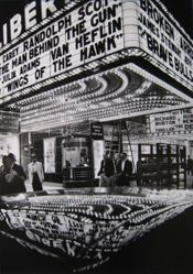 Wings of the Hawk, New York, 1955